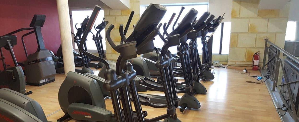 Cardio Theater στο Γυμναστήριο