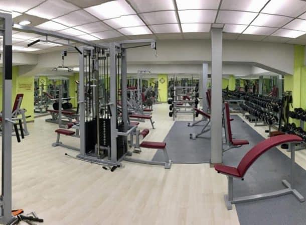 Γυμναστήριο Fitness & Weights