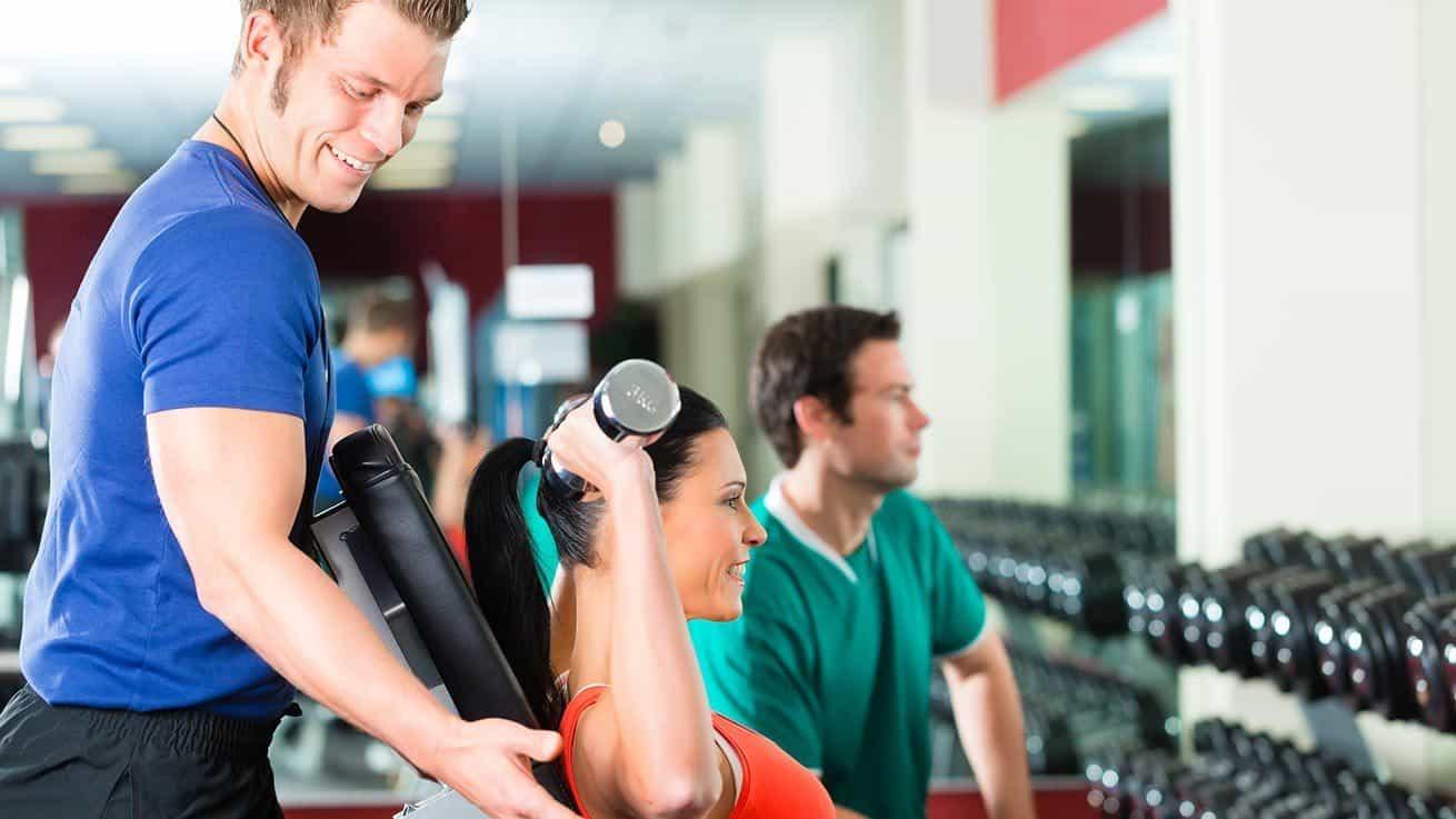 Ξενάγηση Προπονητικής Καθοδήγησης του γυμναστηρίου