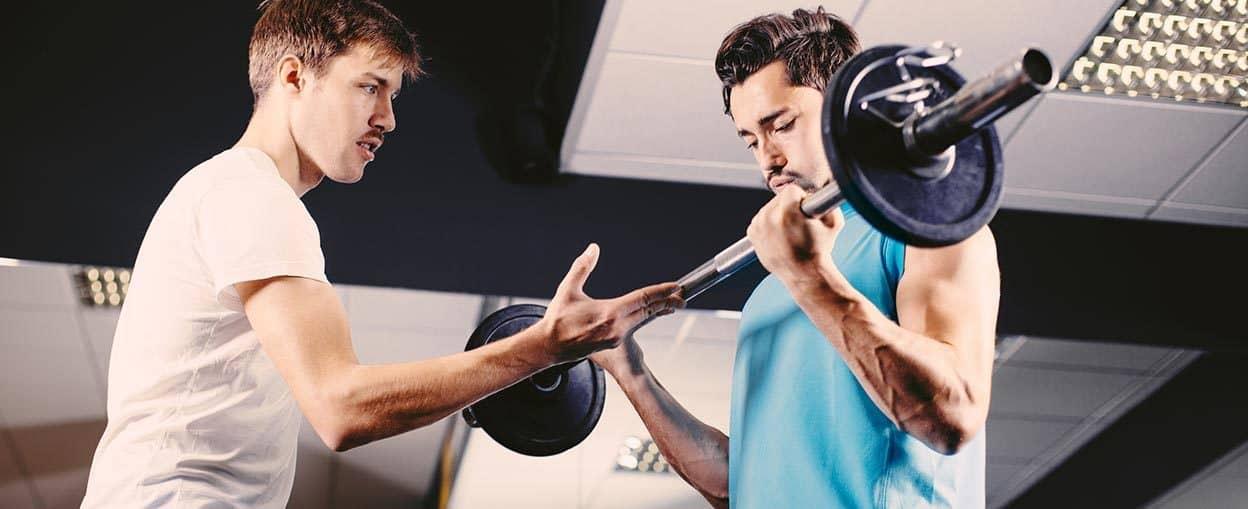 Personal Training στο Γυμναστήριο