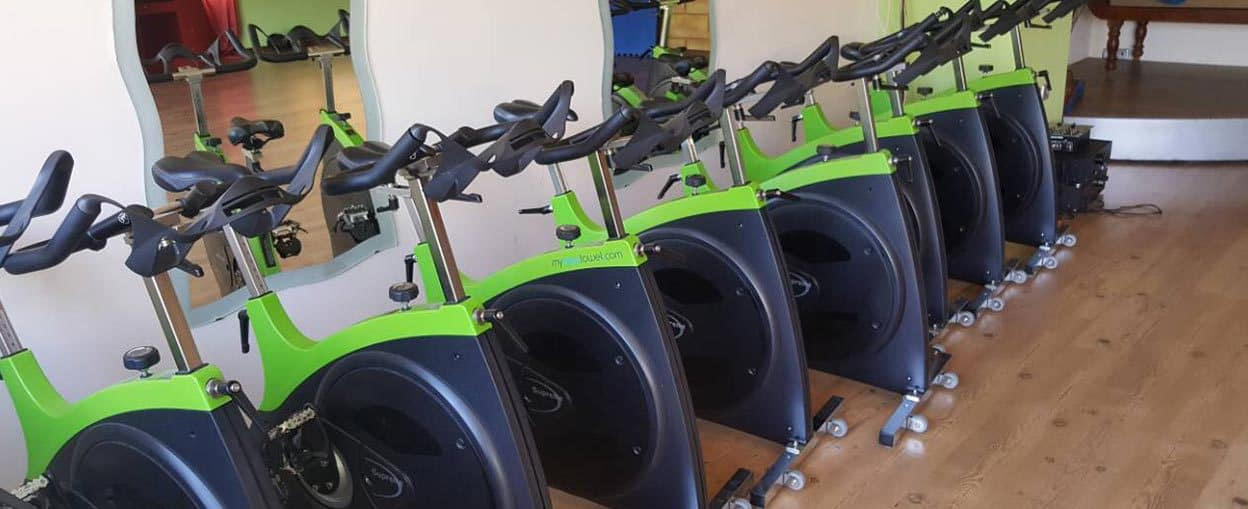 Spinning στο Gym Golden Clubs