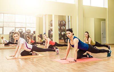 Hips & Abs στο Gym