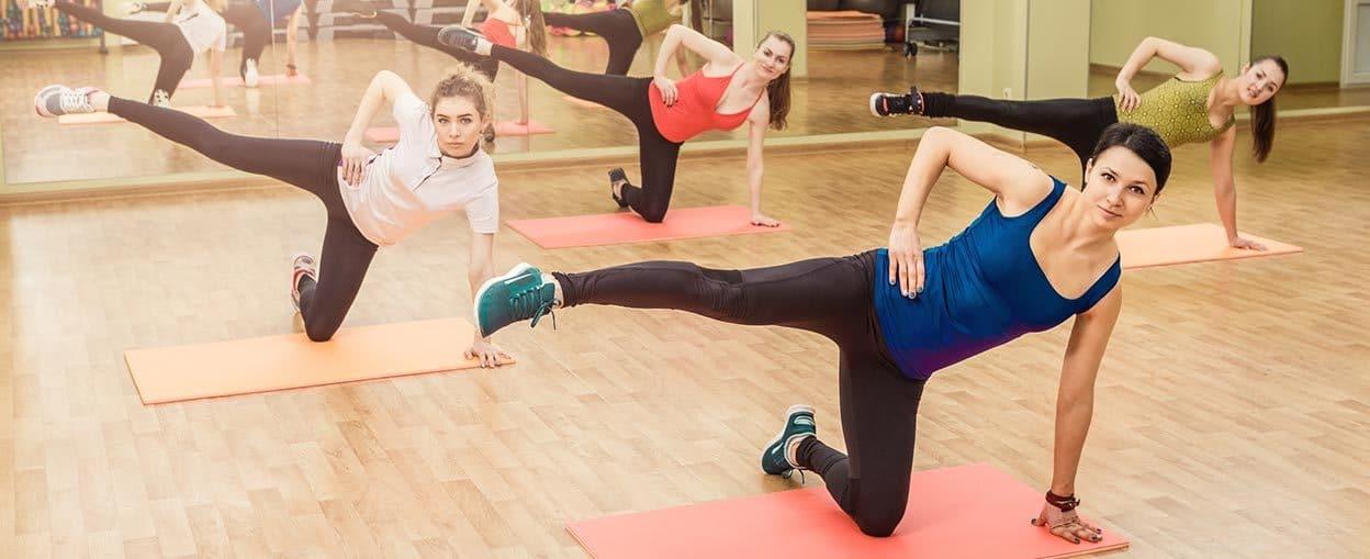 Total Body στο Γυμναστήριο