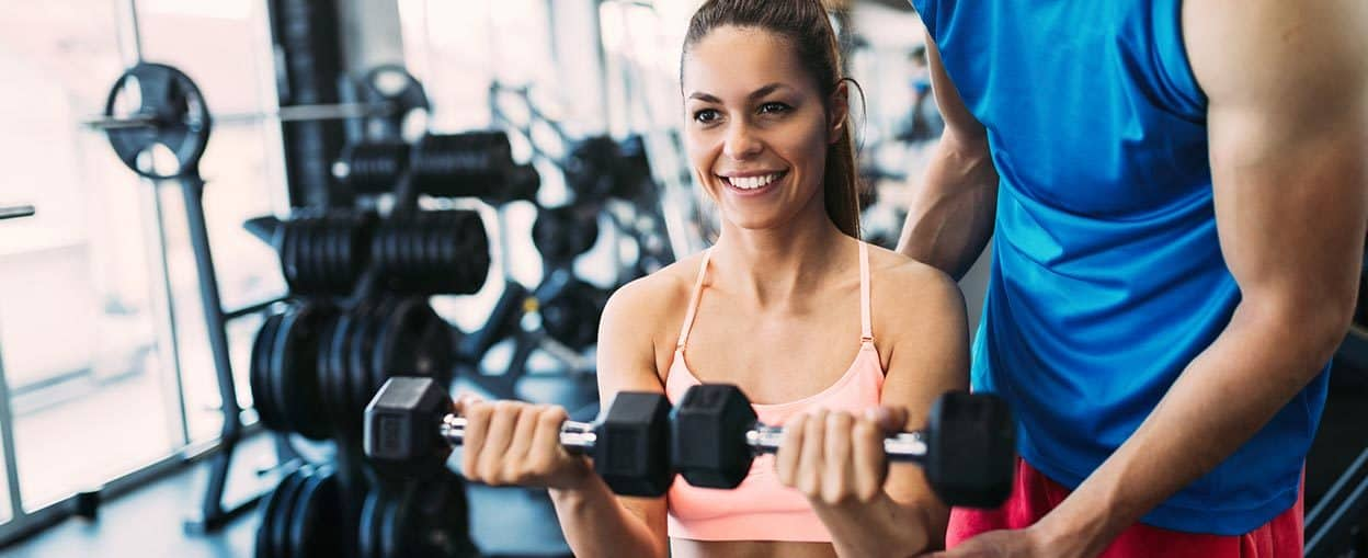 Fit in 60 (Personal Training στο Γυμναστήριο